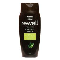 Rewell sampon férfi rafting fresh-normál hajra - 300ml