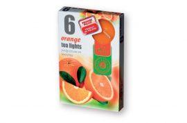 Teamécses illatos Orange - 6db