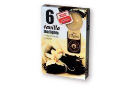 Teamécses illatos Vanillia - 6db