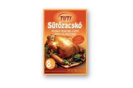 TUTI sütőzacskó csirkés 25x38cm - 8db