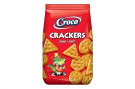Croco kréker sós - 100g