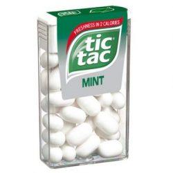 Tic-Tac cukorka mentol - 16g