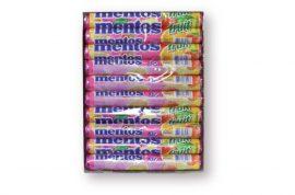 Mentos cukor fruit - 37,5g