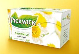 Pickwick gyógytea kamilla - 20x1,5g