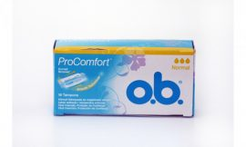 o.b. tampon procomfort normál - 16db