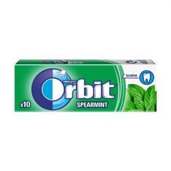 Orbit rágó Spearmint- zöld 10db drazsé