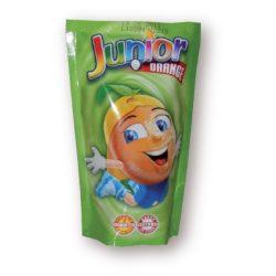Junior ital narancs ízű zöld - 0,2l