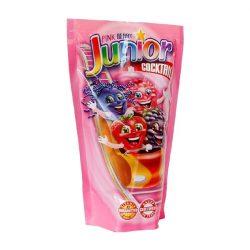 Junior ital szeder ízű rózsaszín - 0,2l