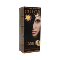 Color Time hajfesték 11-kékes fekete - 1db