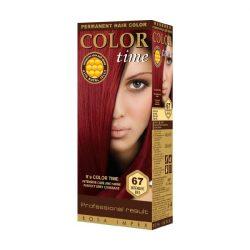 Color Time hajfesték 67-élénkvörös - 1db