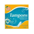 Izis tampon normál - 8db