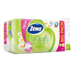 Zewa Deluxe WC papír 3 rétegű Kamilla - 16 tekercs