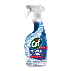 Cif Power&Shine Fürdőszobai vízkőoldó szórófejes - 750ml
