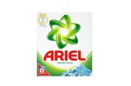 Ariel Ultra kompakt mosópor mountain spring - 300g