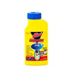Búvár lefolyócső tisztító - 250g