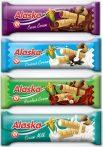 Alaska töltött kukorica rudacska kakaókrémes - 18g