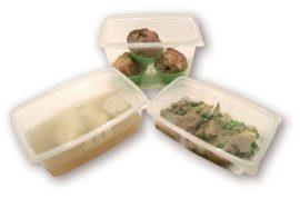 Ételszállító edény 1,2literes - 1db