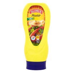 Globus mustár flakonos - 440g