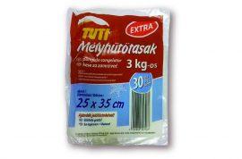 TUTI mélyhűtő tasak 3 kg - 30db