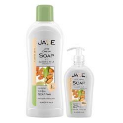 Jade folyékony krémszappan Almond Milk - 1l