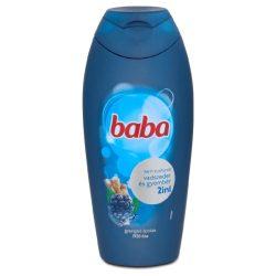 Baba tusfürdő Férfi Vadszeder - 400ml