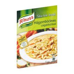 Knorr Telis-tele Májgombócleves csigatésztával - 58g