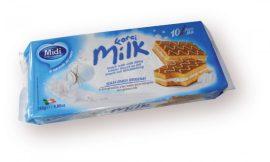 MIDI töltött piskóta szelet tejes - 28g