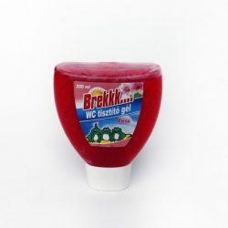 Brekkk WC gél utántöltő  piros - 200ml