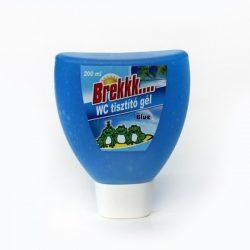 Brekkk WC gél utántöltő  kék - 200ml