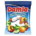 Damla töltött puhakaramell gyümölcs ízű mix - 90g