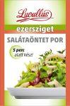 Lucullus Ezersziget salátaöntet por - 12g