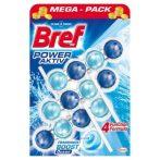Bref Power Aktiv Ocean Breeze WC-frissítő 3 x 50 g