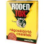 Rodentox rágcsálóirtó csalétek 3x50g - 150g