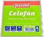 Mazzini celofán 40x40cm - 4ív