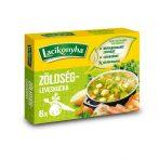 Lacikonyha leveskocka zöldségleves - 60g