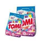 Tomi Kristály mosópor Maláj Orchid color - 3510g