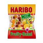 Haribo gumicukor fruity bussi - 100g