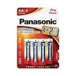 Panasonic ceruzaelem AA LR6 - 6db