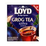 Loyd grog tea szilva ízzel - 30g