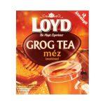 Loyd grog tea méz ízzel - 30g