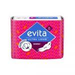 Evita Ultra Long Softiplait egészségügyi betét - 8db