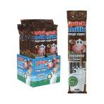 Quick Milk ízesített szívószál csokis - 30g