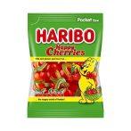 Haribo gumicukor happy cherry - 100g