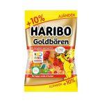 Haribo gumicukor +10% goldbären - 110g