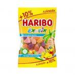 Haribo gumicukor +10% Exotix - 110g