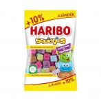 Haribo gumicukor +10% squidgies - 88g