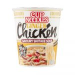 Nissin noodles bögrésleves gyömbér - 63g