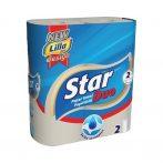 Star kéztörlő 2rétegű - 2db