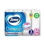 Zewa Deluxe Delicate Care WC-papír 3 rétegű - 24db