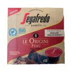 Segafredo kapszula Le Origini Peru 10db - 75g